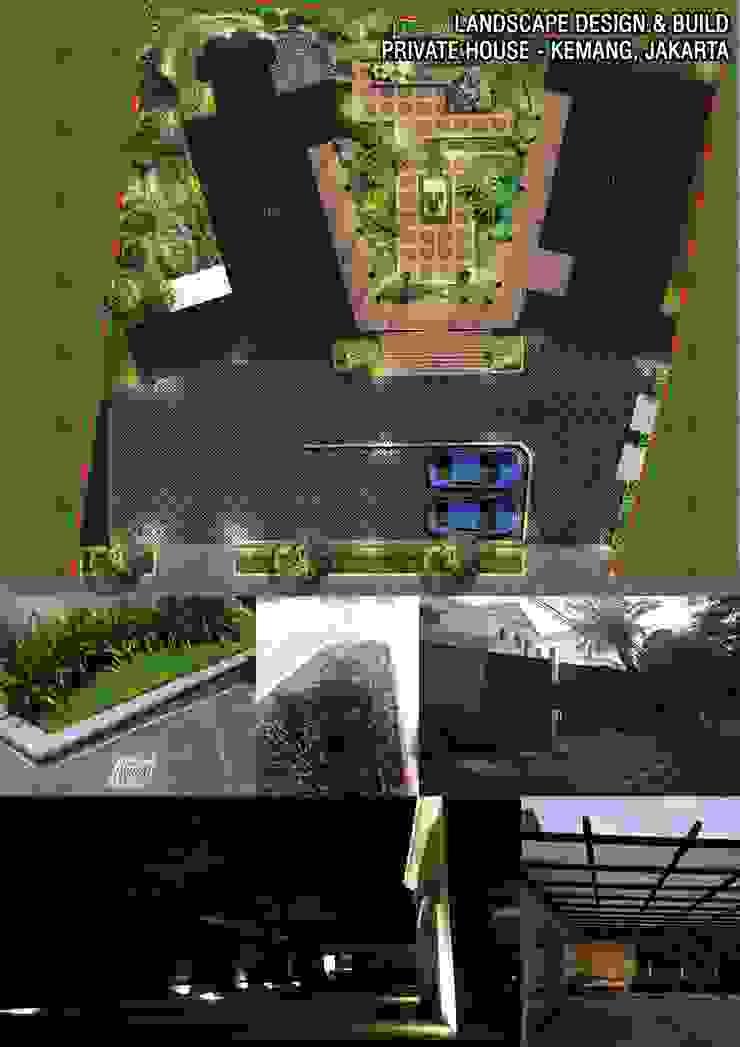Home Landscaping Oleh Marl Design Studio Tropis