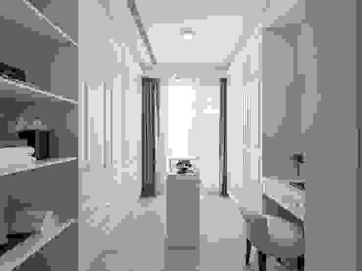 更衣室 根據 存果空間設計有限公司 殖民地風