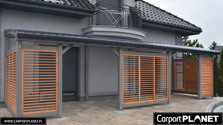 Carport Planet Balkon, Veranda & TerrasseAccessoires und Dekoration