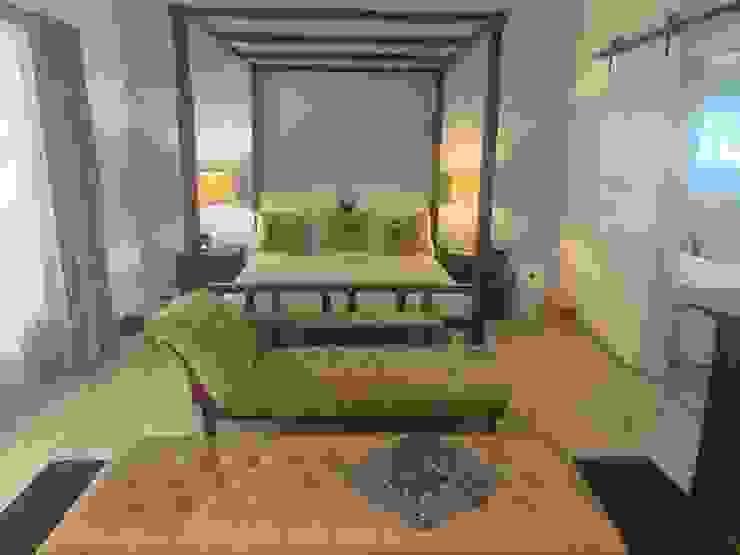 Master Bedroom refurb CS DESIGN Classic style bedroom