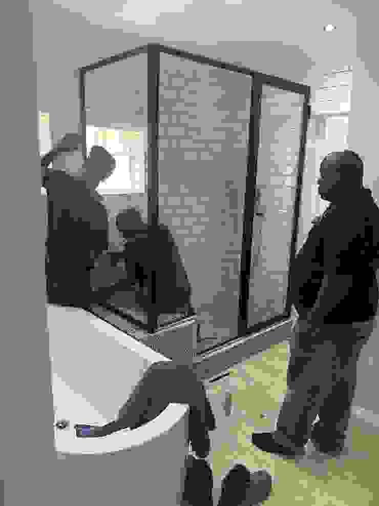 Moderne Badezimmer von CS DESIGN Modern