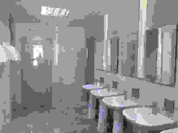 PRAMO PREFABRİCATED & STEEL Office buildings OSB White