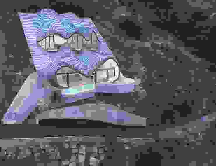 vista exterior GilBartolome Architects Villas