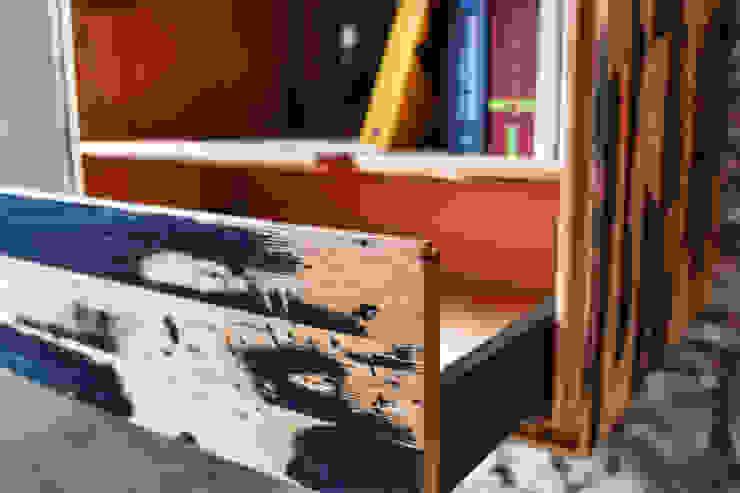 "Kommode ""Heidelberg"" von edictum - UNIKAT MOBILIAR Modern Holz Holznachbildung"