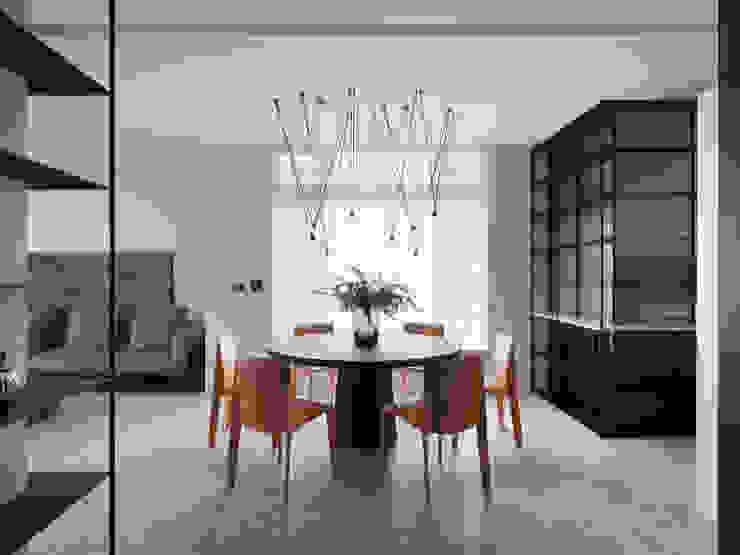 我們住一起 根據 創境國際室內裝修有限公司 現代風 玻璃