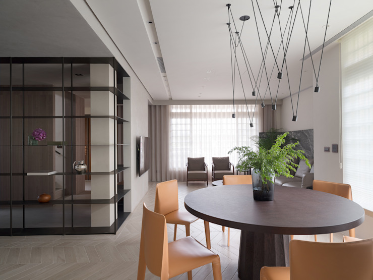 我們住一起 根據 創境國際室內裝修有限公司 現代風 水泥