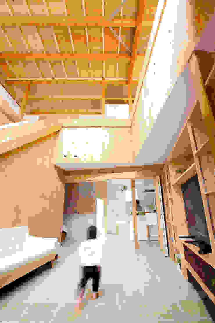東室蘭の町家 オリジナルデザインの リビング の KAWANOJI オリジナル