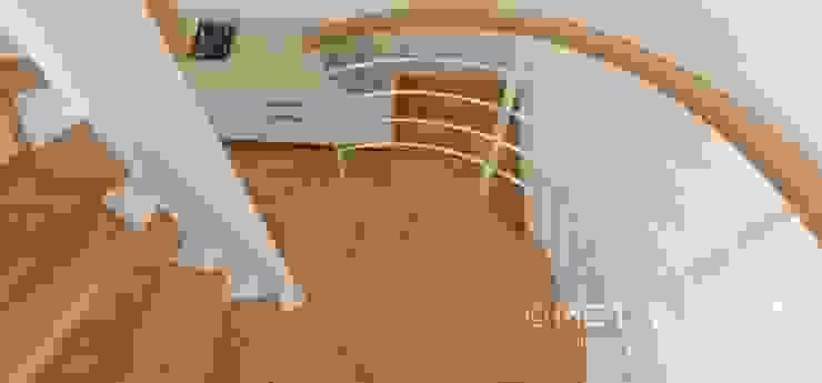 MetallArt Treppen GmbH Corridor, hallway & stairsStairs