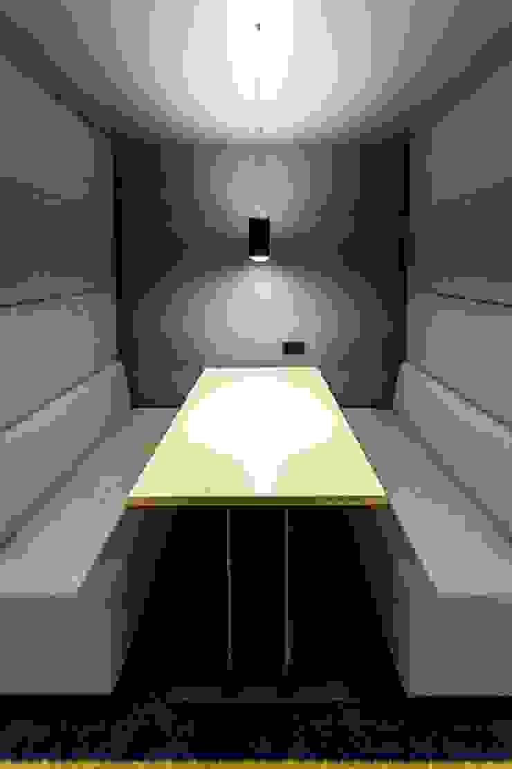 Besprechung Industriale Bürogebäude von stanke interiordesign Industrial