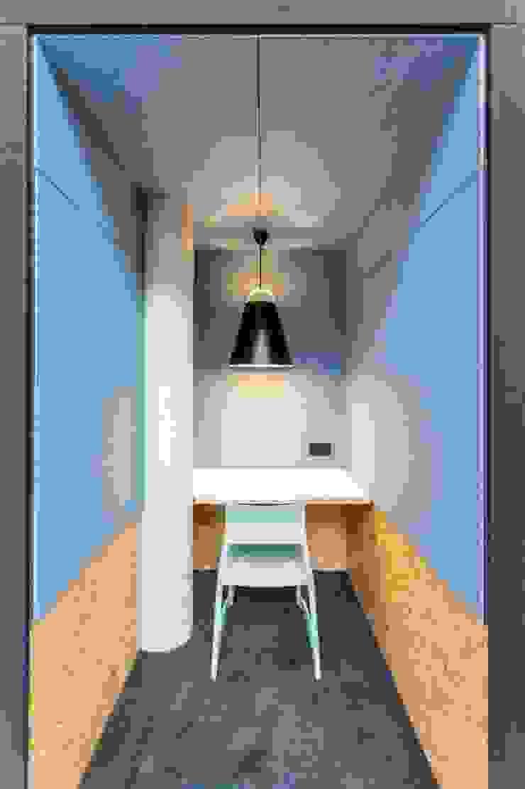 Think Tank Industriale Bürogebäude von stanke interiordesign Industrial