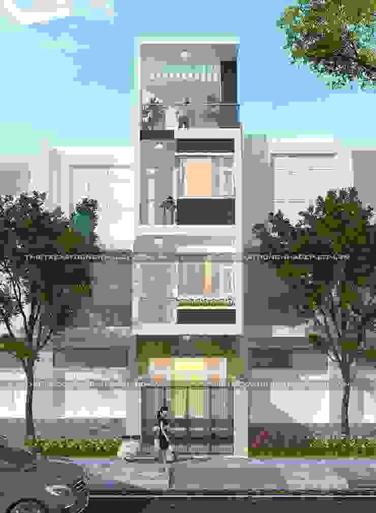 por Công ty cổ phần tư vấn kiến trúc xây dựng Nam Long