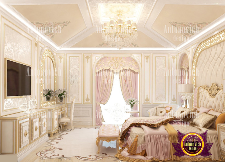 di Luxury Antonovich Design