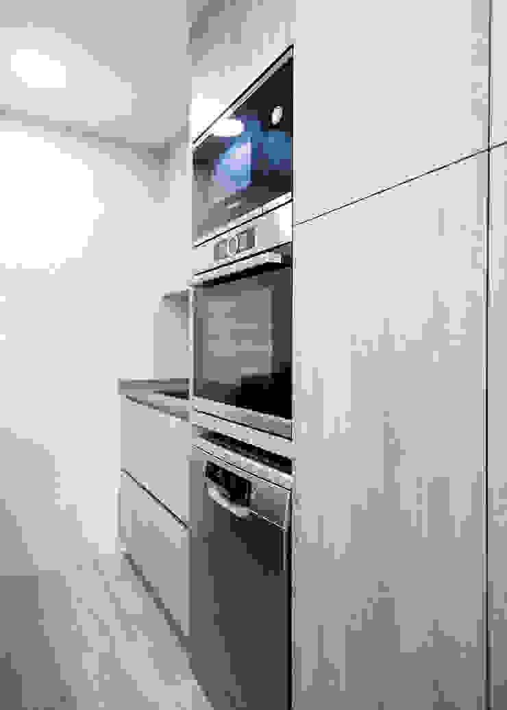Dapur Modern Oleh Grupo Inventia Modern Aluminium/Seng
