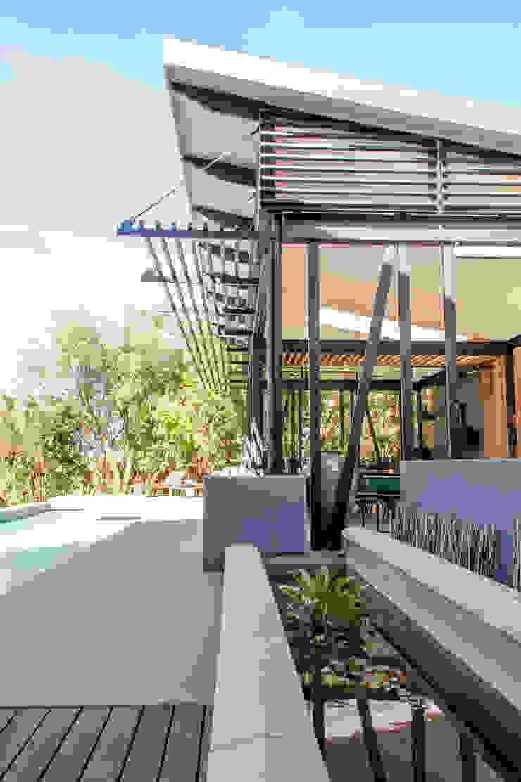 Pool Pavillion by Urban Habitat Architects Modern