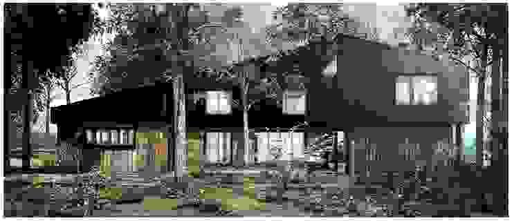 Vivienda Unifamiliar | Bariloche de REZ Arquitectura | Diseño | Construcción