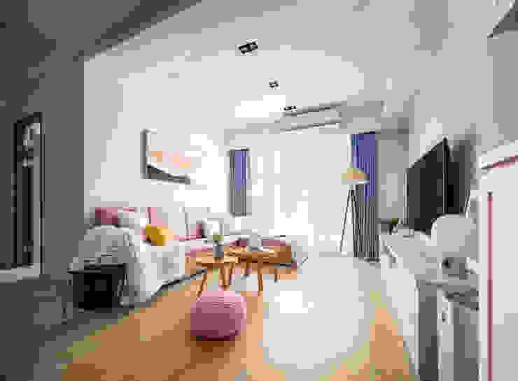 by 築室室內設計 Scandinavian