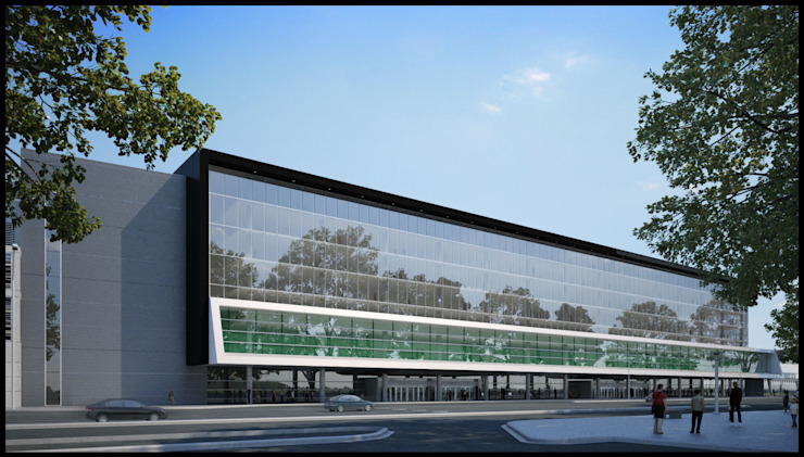 by REZ Arquitectura | Diseño | Construcción Modern