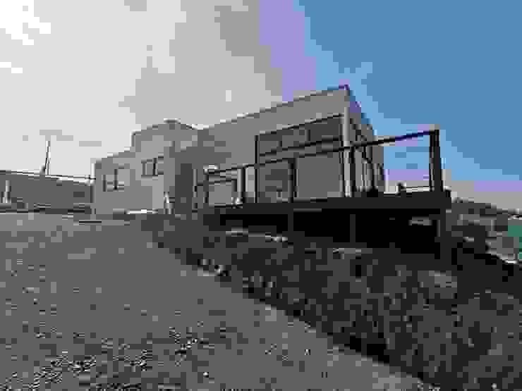 現代房屋設計點子、靈感 & 圖片 根據 MS Arquitectos 現代風