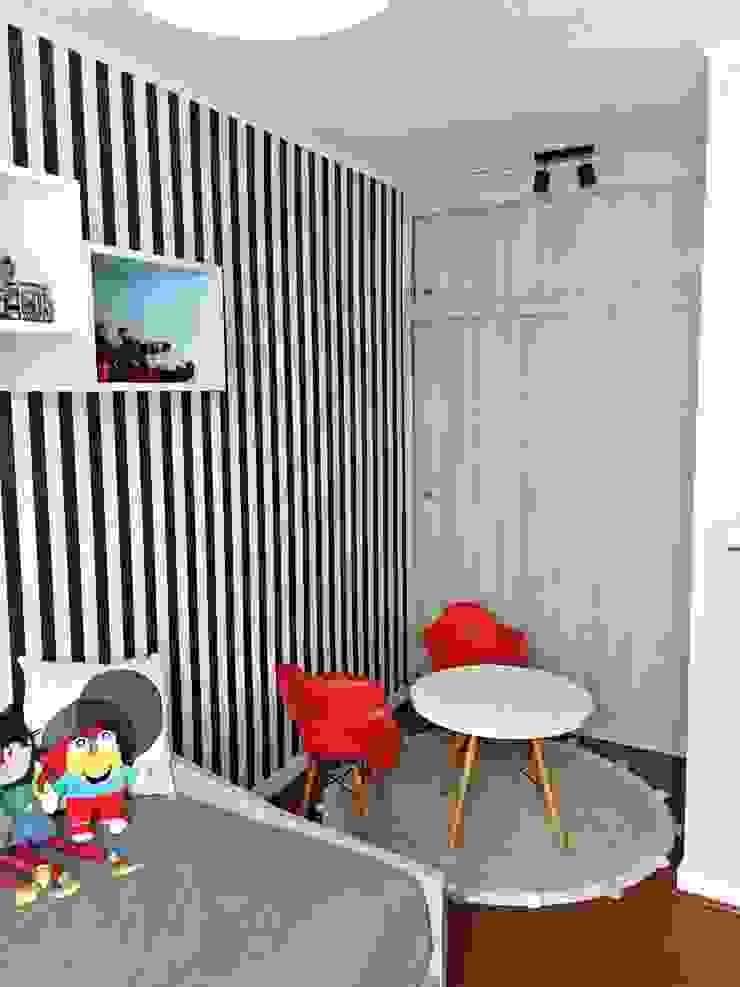 Sala de estar infantil de Estudio Arquitectura y construccion PR/ Arquitectura, Construccion y Diseño de interiores / Santiago, Rancagua y Viña del mar Moderno