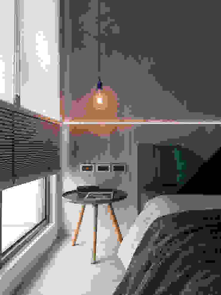 【有點藍】– 李宅 根據 六木設計 簡約風