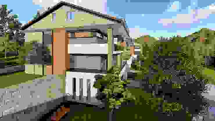 Osmaniye Hasanbeyli'de Dağ Evleri Çalık Konsept Mimarlık Villa