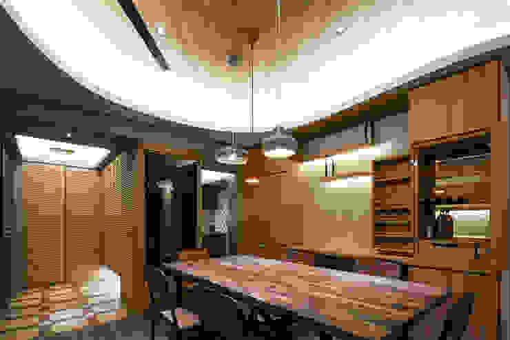 餐廳 根據 居間設計 殖民地風