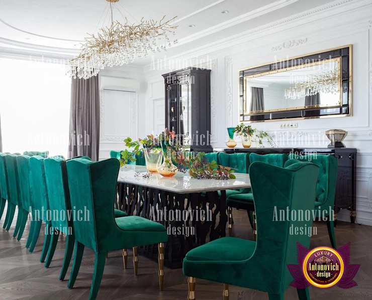Classical Furniture, Supplying, Installation in Bahrain by Luxury Antonovich Design
