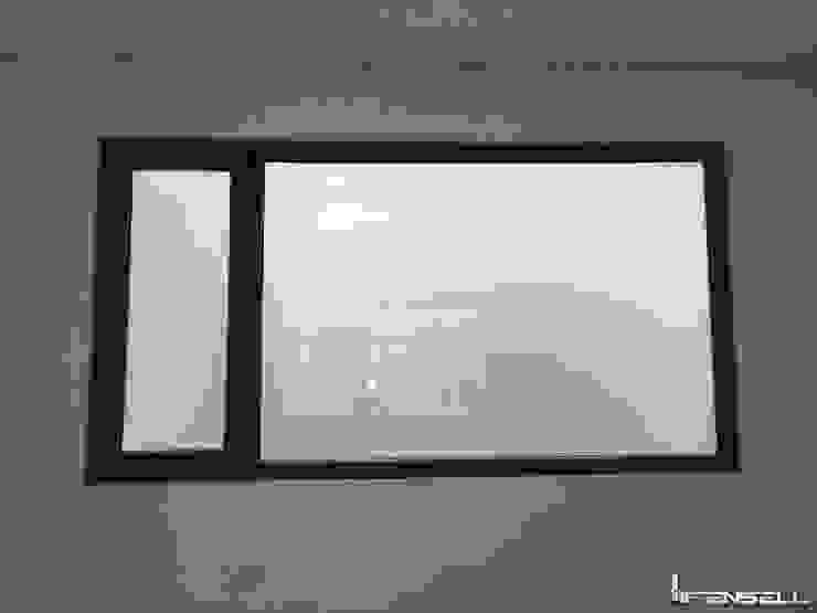 FENSELL Windows & doors Windows Plastic Brown