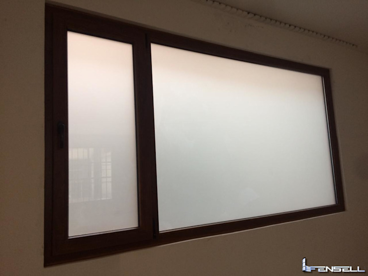 FENSELL Windows & doors Windows Plastik Brown