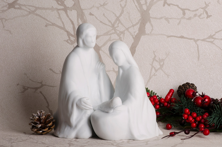 Presépios - Coleção de Natal Crivart Salas de estar modernas por CRIVART Moderno