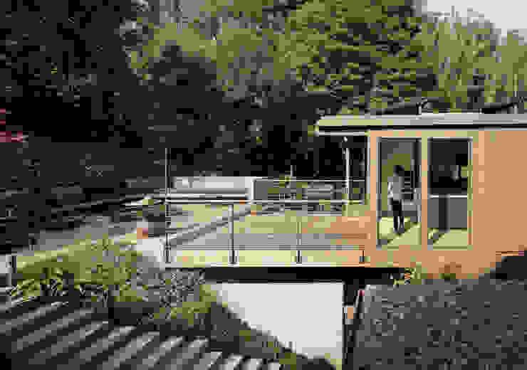 Twin Peaks Modern houses by Feldman Architecture Modern