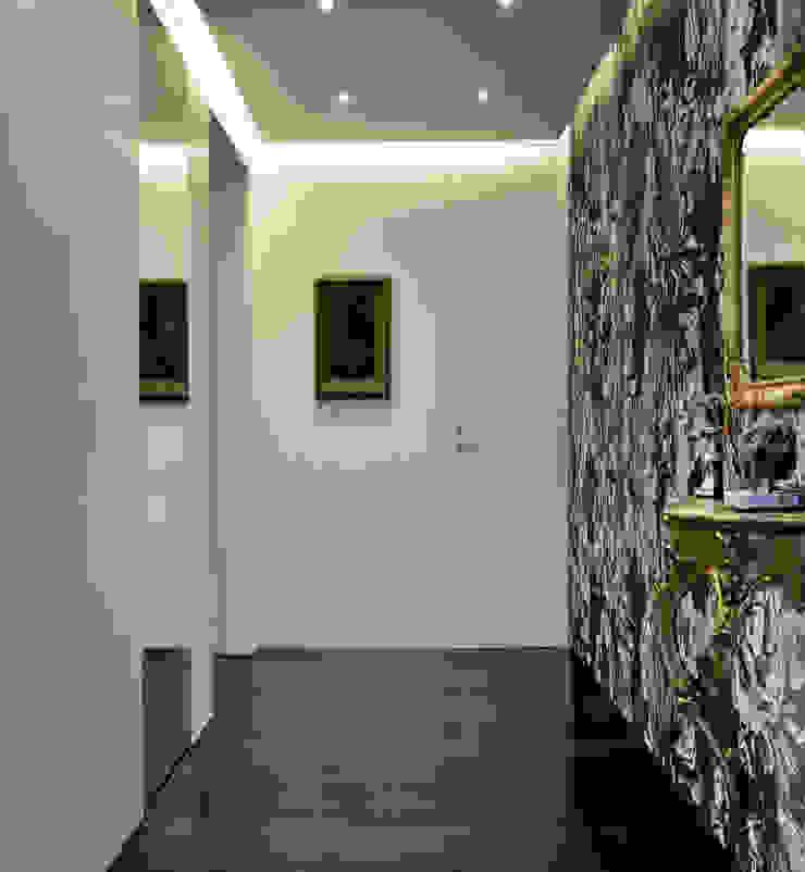 l'ingresso Ingresso, Corridoio & Scale in stile moderno di Altro_Studio Moderno