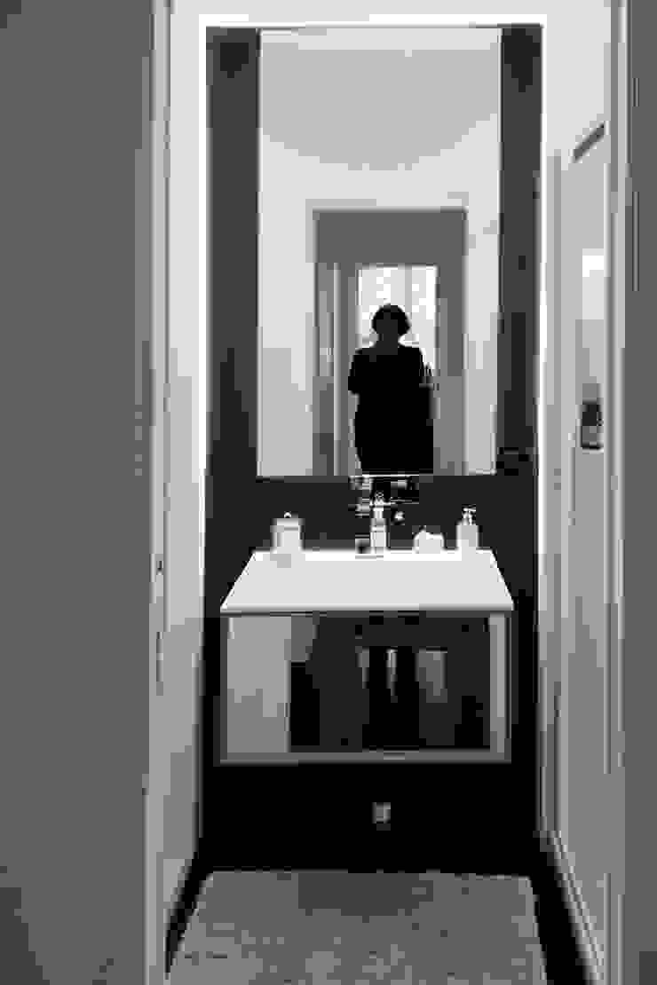 il bagno dal disimpegno Bagno moderno di Altro_Studio Moderno