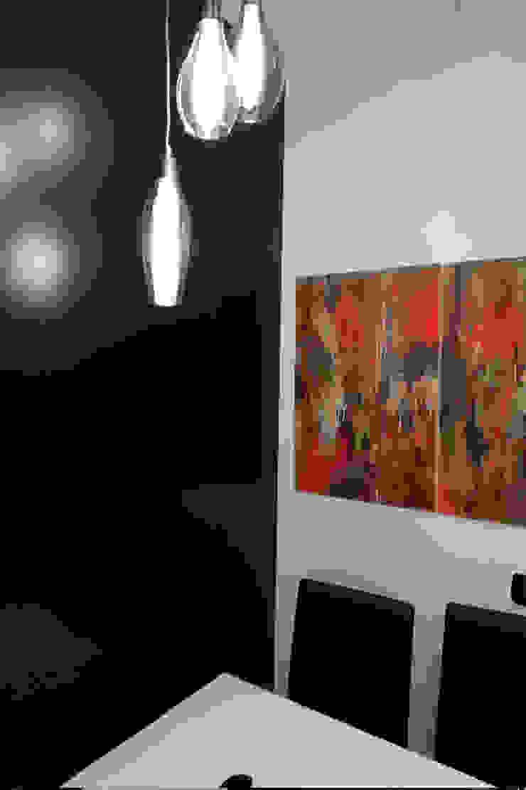 dettaglio della cucina di Altro_Studio Moderno