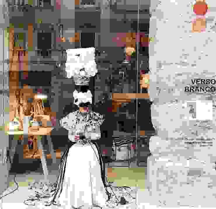 Escaparatismo | Porte.A | Tack 01 de Ana Salomé Branco Ecléctico Lana Naranja