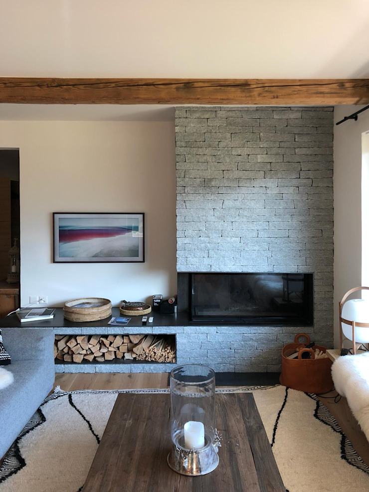 by HOA Architecture and Design Rustic