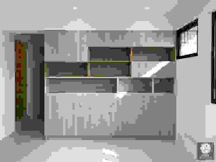 台北市萬華區 根據 ISQ 質の木系統家具 簡約風