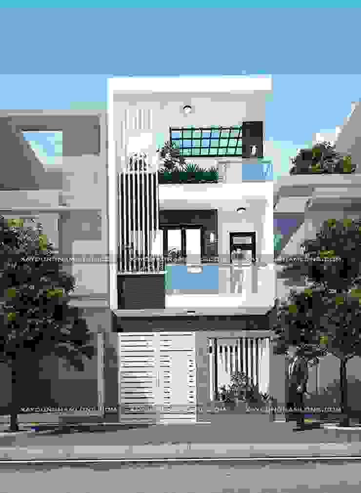 Thiết kế nhà đẹp ở Hồ Chí Minh