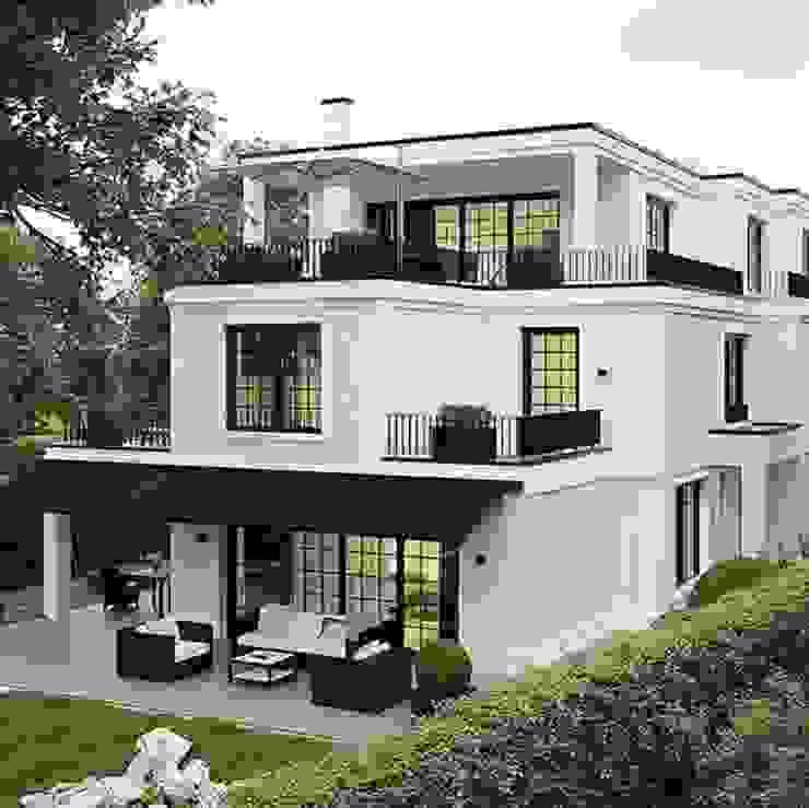 Kiến trúc biệt thự đẹp bởi Công ty Kiến Trúc Wiki Hiện đại