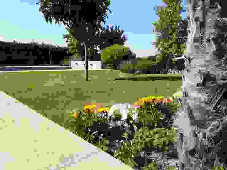 Jardin de la sierra de Jardineria Integral Marquez Clásico