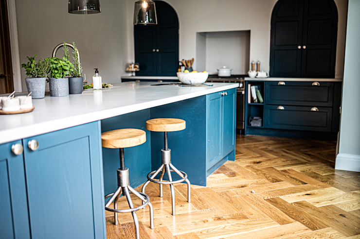 by Luxus Boden Rustic Wood Wood effect