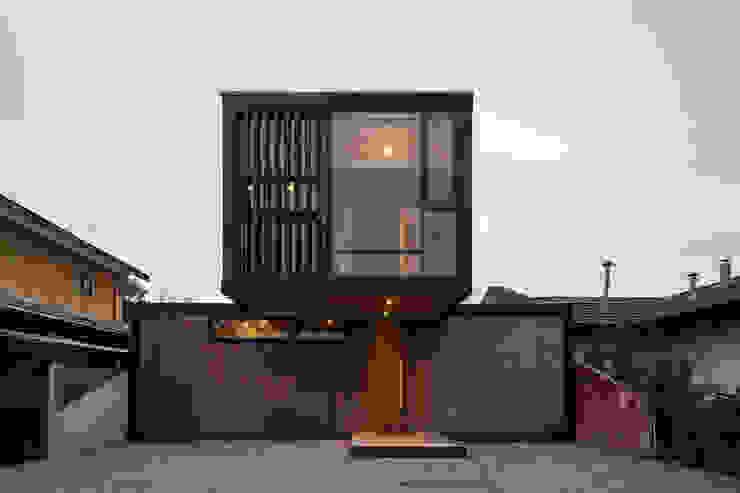 Estudio Dikenstein arquitectos 房子 木頭 Wood effect