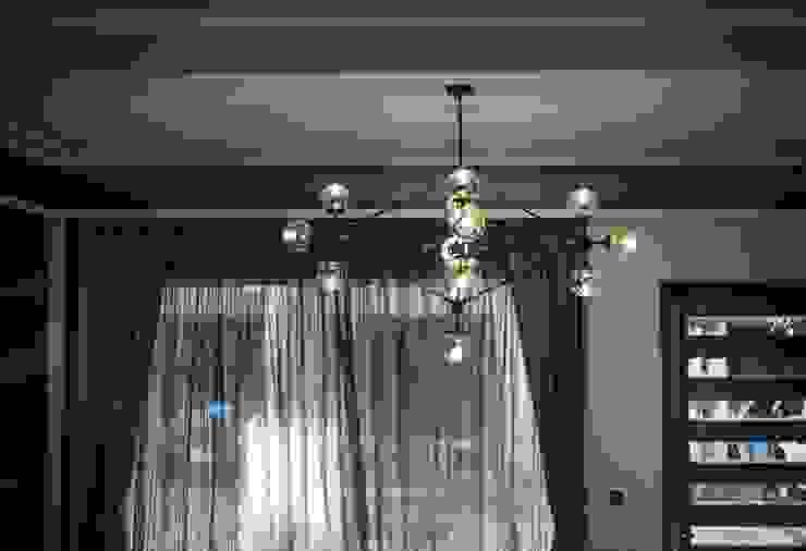 斗南蕭公館 现代客厅設計點子、靈感 & 圖片 根據 大漢創研室內裝修設計有限公司 現代風