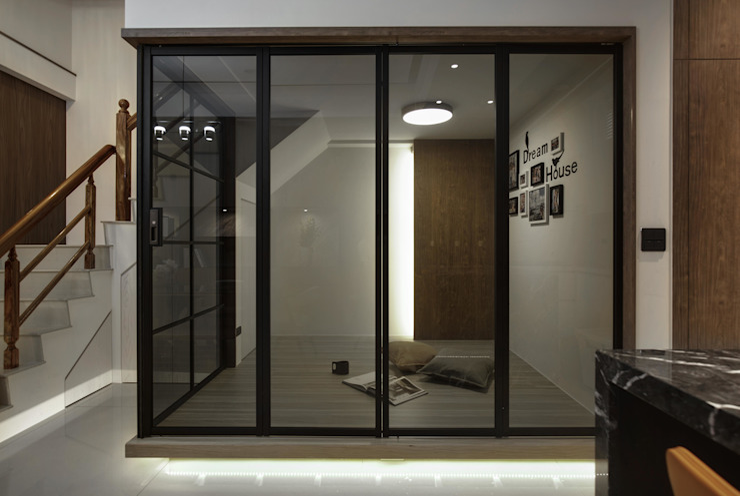 聖德天韻吳公館 根據 大漢創研室內裝修設計有限公司 現代風