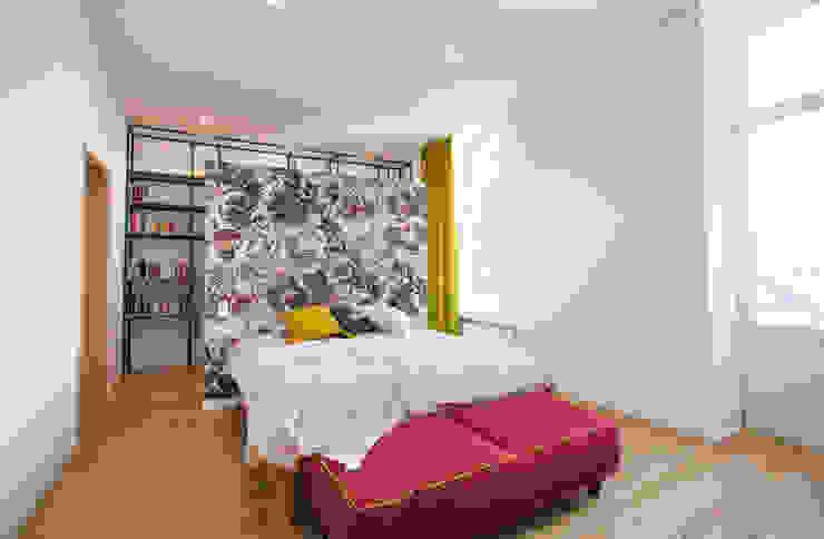 Suite parentale Chambre moderne par justinside Moderne Métal