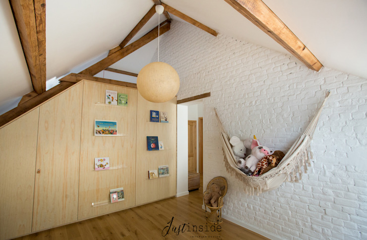 Chambre enfant par justinside Moderne MDF