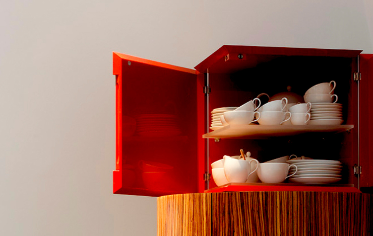 Weinkath GmbH Dining roomCrockery & glassware Wood Amber/Gold
