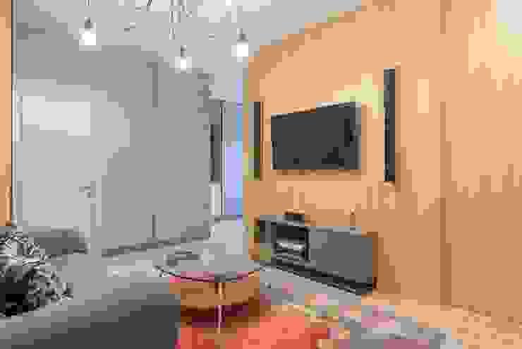 SAZONOVA group Scandinavian style living room