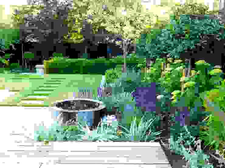Contemporary Garden Design In Golders Green Hampstead Garden Design Modern garden
