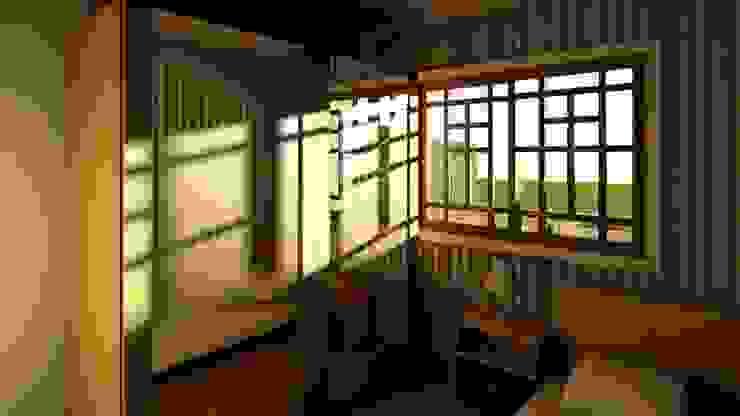 Casa Samambaia por Graziela Alessio Arquitetura Campestre MDF